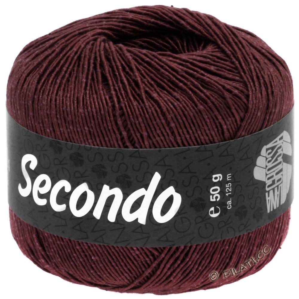 Lana Grossa SECONDO | 76-Burgund