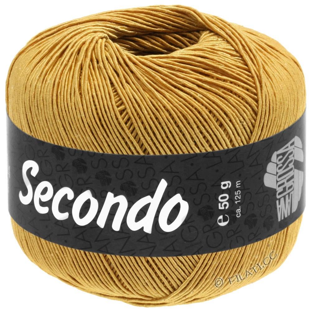 Lana Grossa SECONDO | 81-Goldgelb