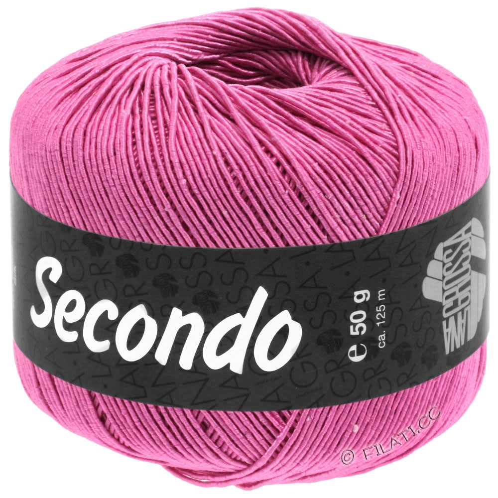 Lana Grossa SECONDO | 87-Pink