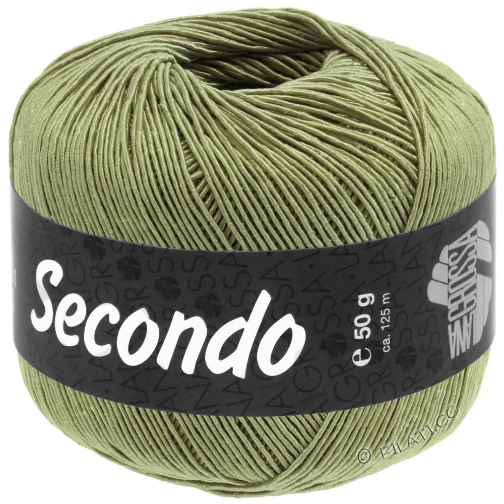 Lana Grossa SECONDO | 89-Oliv