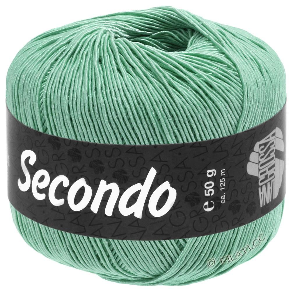 Lana Grossa SECONDO | 90-Pastelltürkis