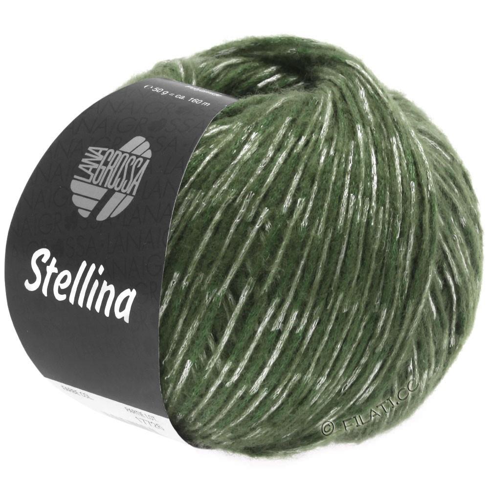 Lana Grossa STELLINA | 19-Resedagrün/Graugrün