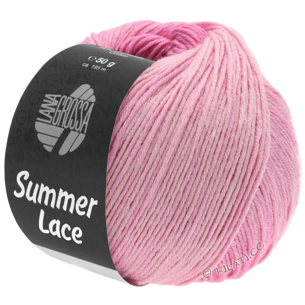 Lana Grossa SUMMER LACE DEGRADÉ | 101-Puder/Zartrosa/Rosa/Pink