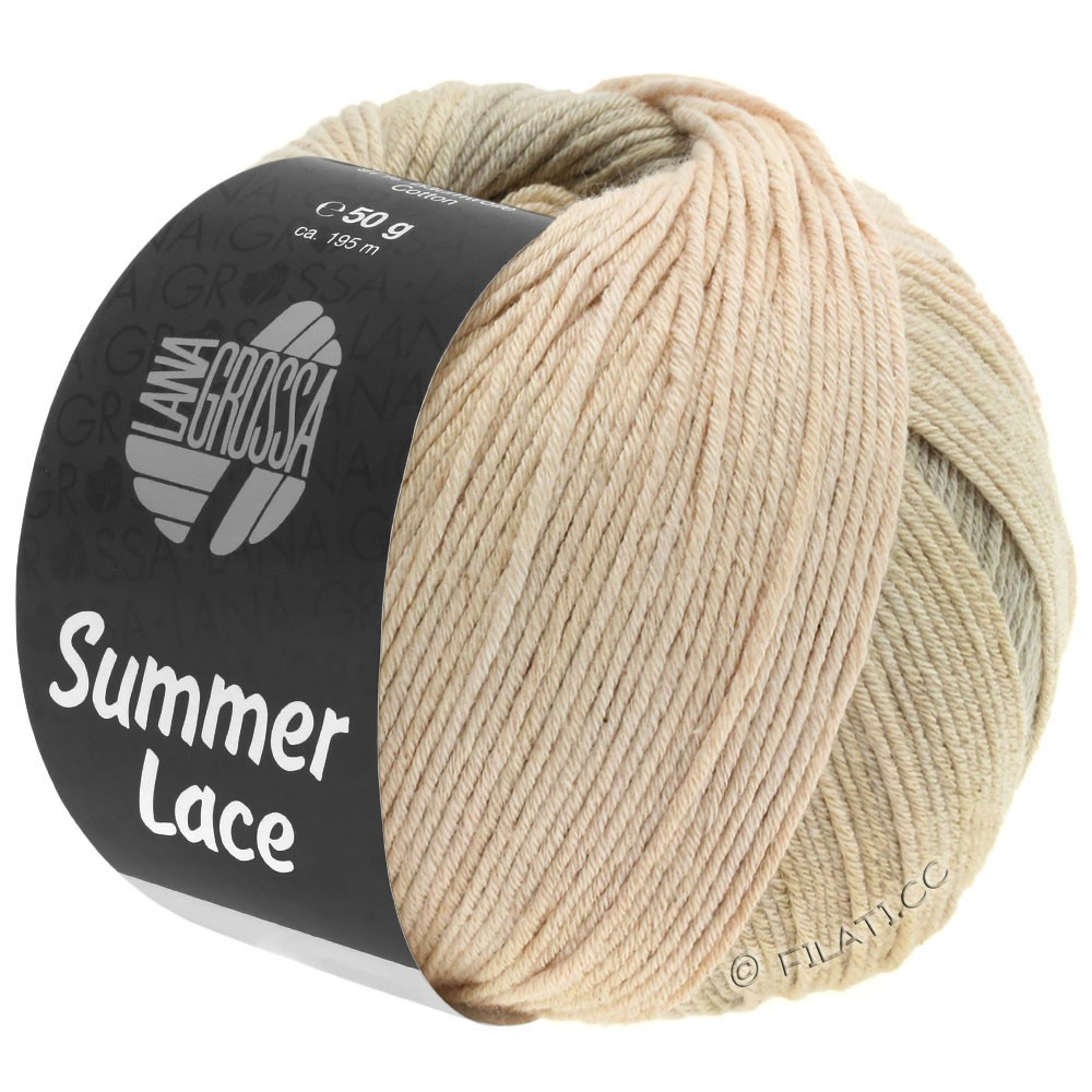 Lana Grossa SUMMER LACE DEGRADÉ | 112-Beige/Sand/Taupe