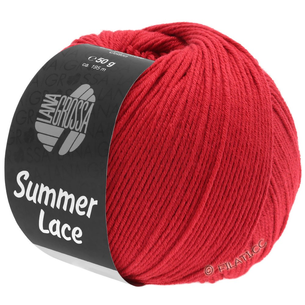 Lana Grossa SUMMER LACE | 12-Rot