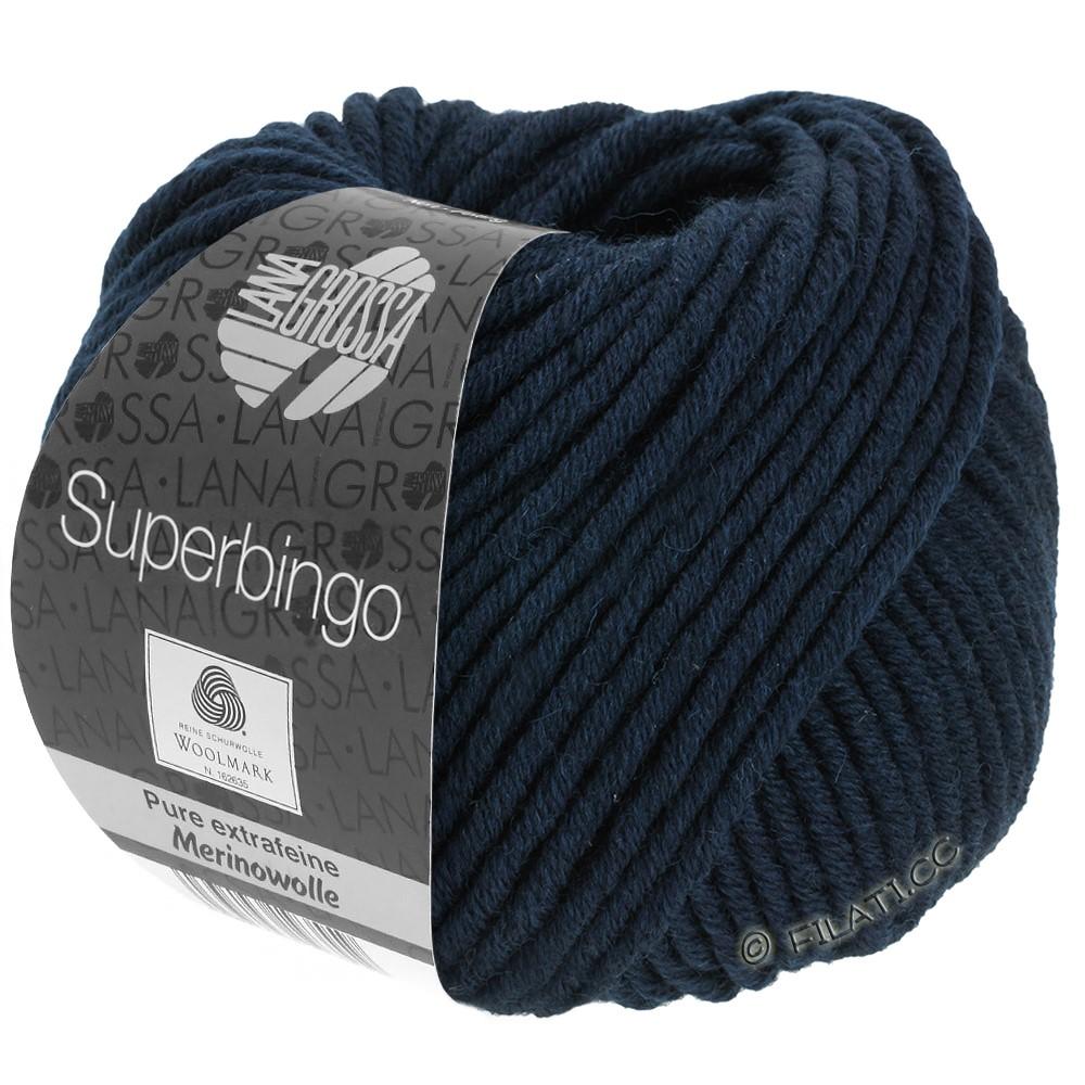 Lana Grossa SUPERBINGO   011-Nachtblau