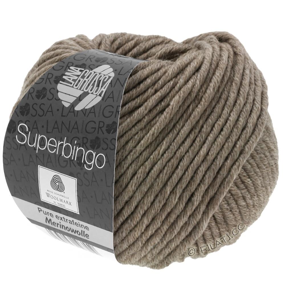 Lana Grossa SUPERBINGO   023-Taupe