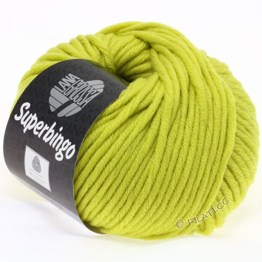Lana Grossa SUPERBINGO   030-Gelbgrün