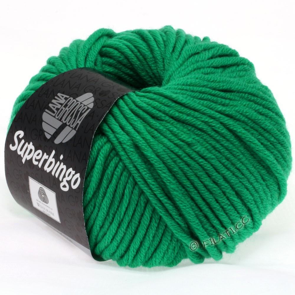 Lana Grossa SUPERBINGO   040-Smaragd