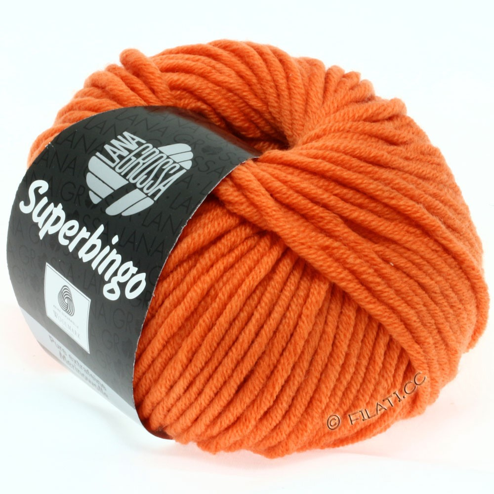 Lana Grossa SUPERBINGO   050-Orange