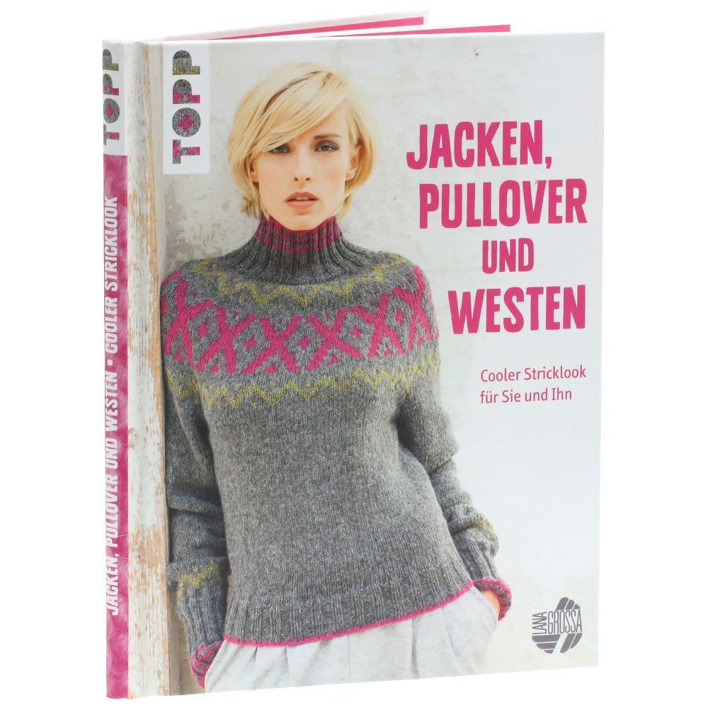 Lana Grossa JACKEN, PULLOVER UND WESTEN