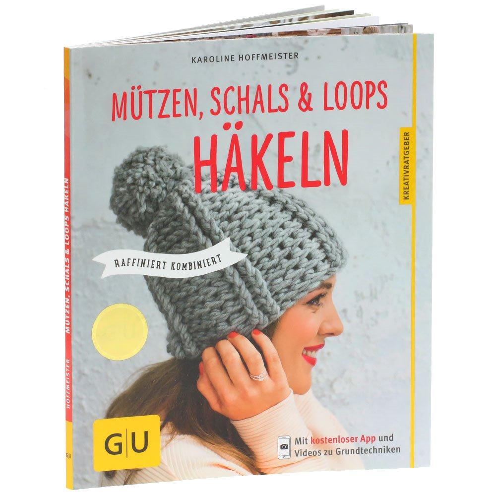 Lana Grossa MÜTZEN, SCHALS & LOOPS HÄKELN