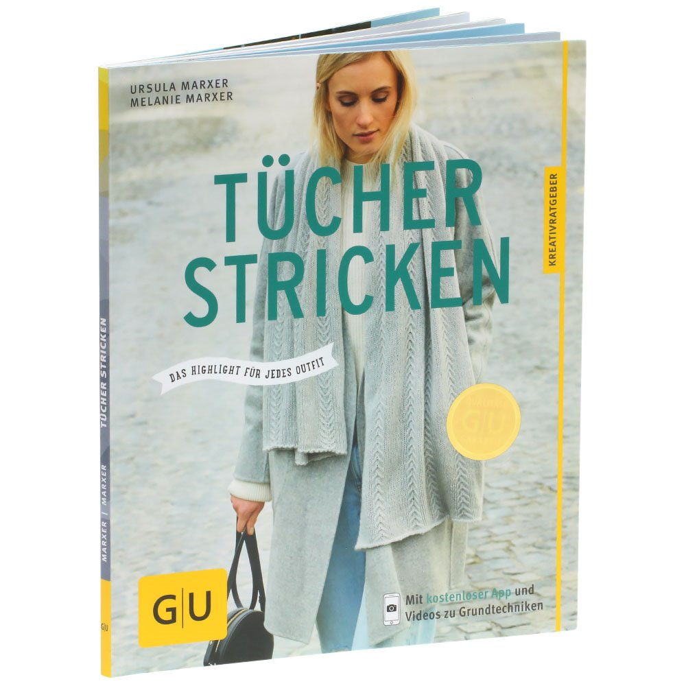 Lana Grossa TÜCHER STRICKEN