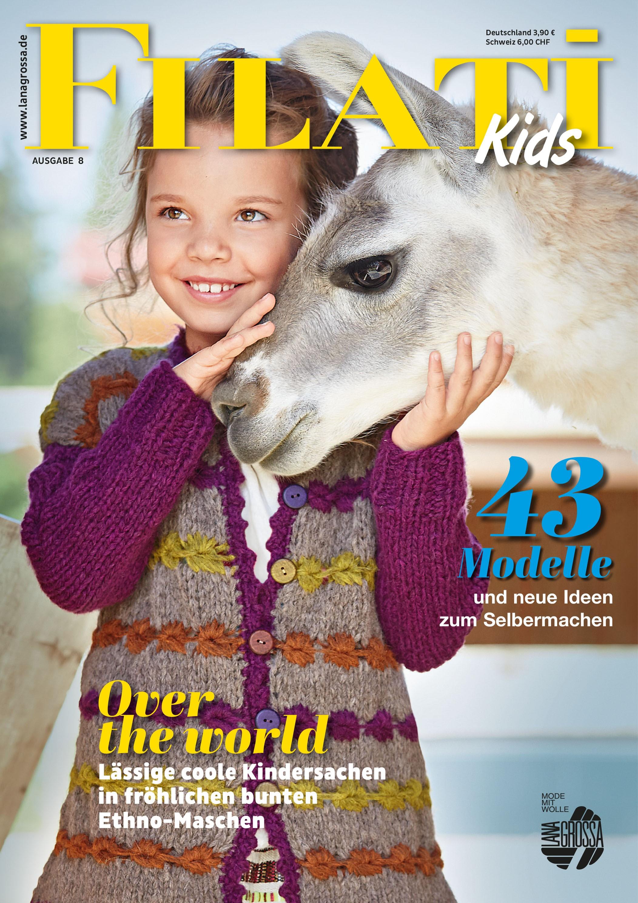 Lana Grossa FILATI Kids No. 8