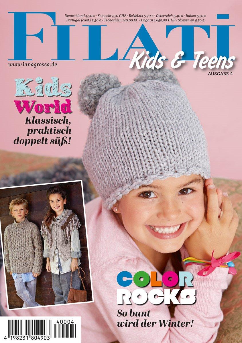 Lana Grossa FILATI Kids & Teens No. 4