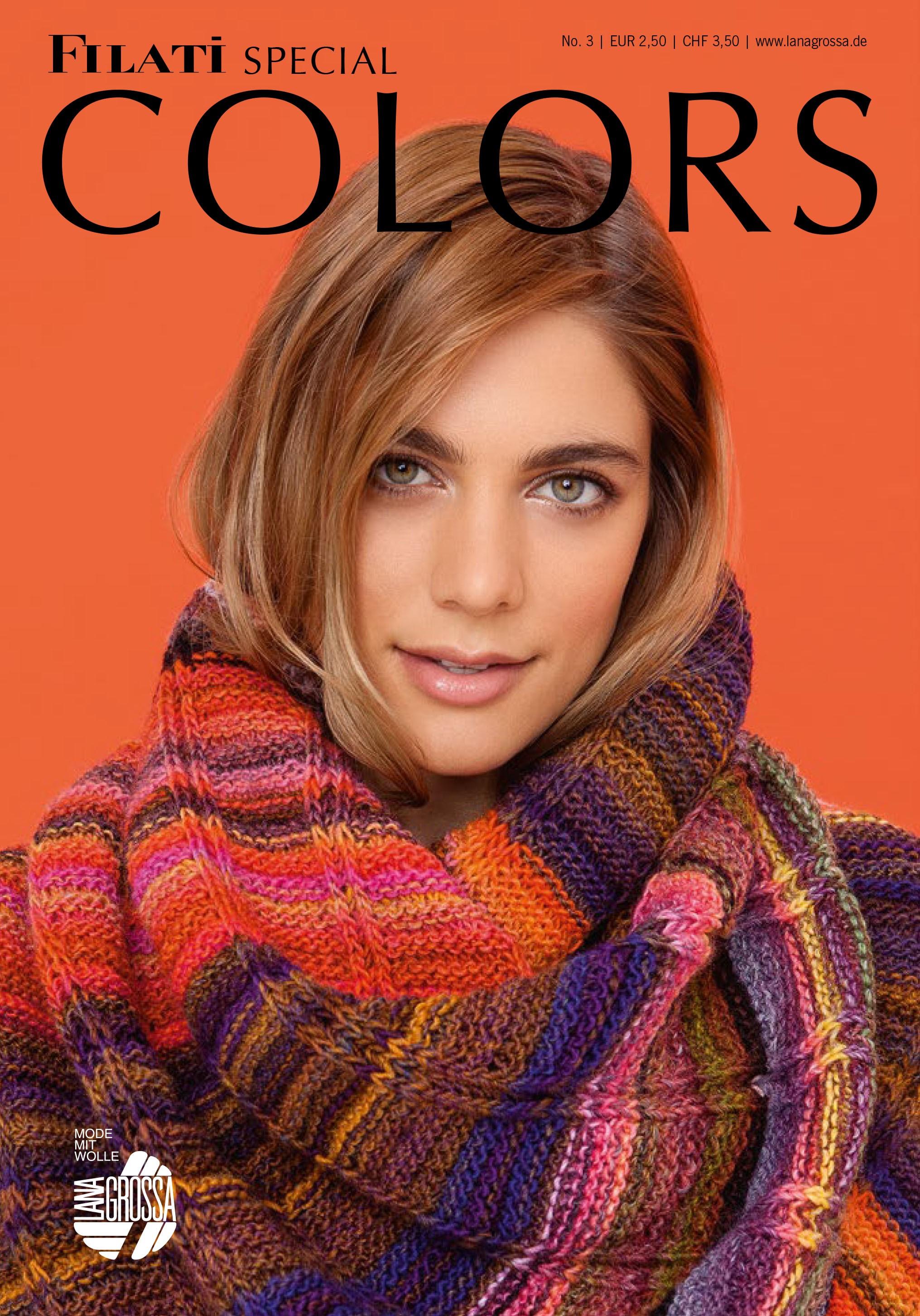 Lana Grossa COLORS No. 3