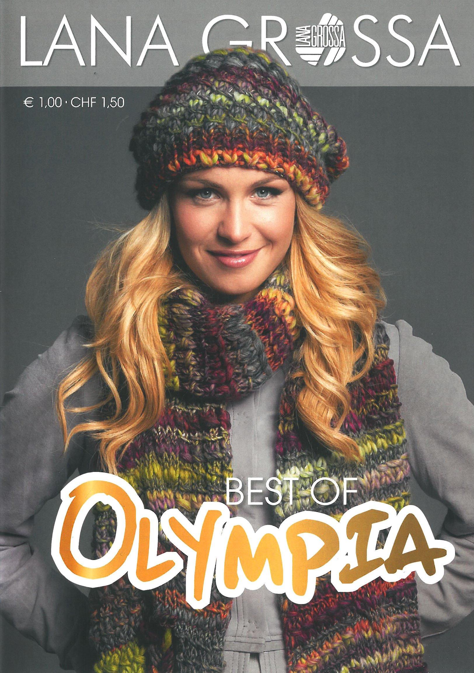 Lana Grossa OLYMPIA Folder - BEST OF OLYMPIA (Magdalena Neuner)