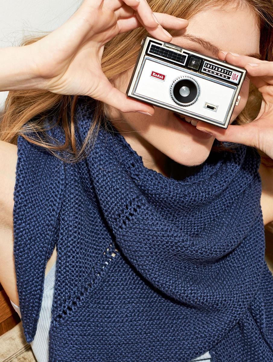 Lana Grossa DREIECKSTUCH 365 Cotone