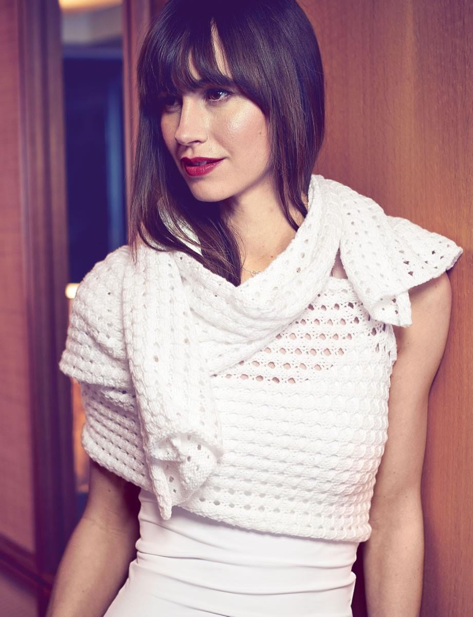 Lana Grossa STOLA-WICKELTUCH 365 Cotone