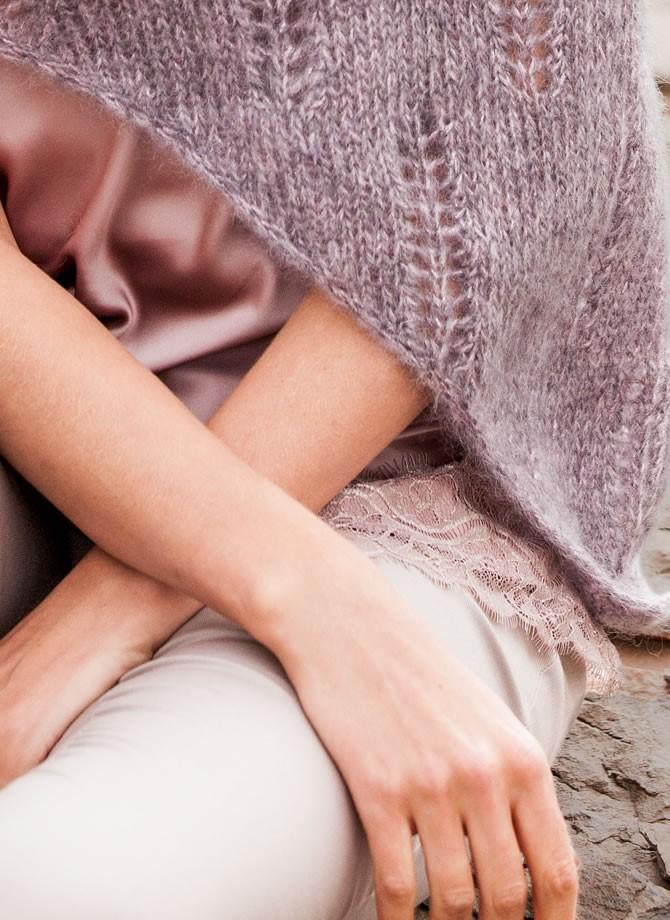 Lana Grossa DREIECKSTUCH Silkhair/Splendid