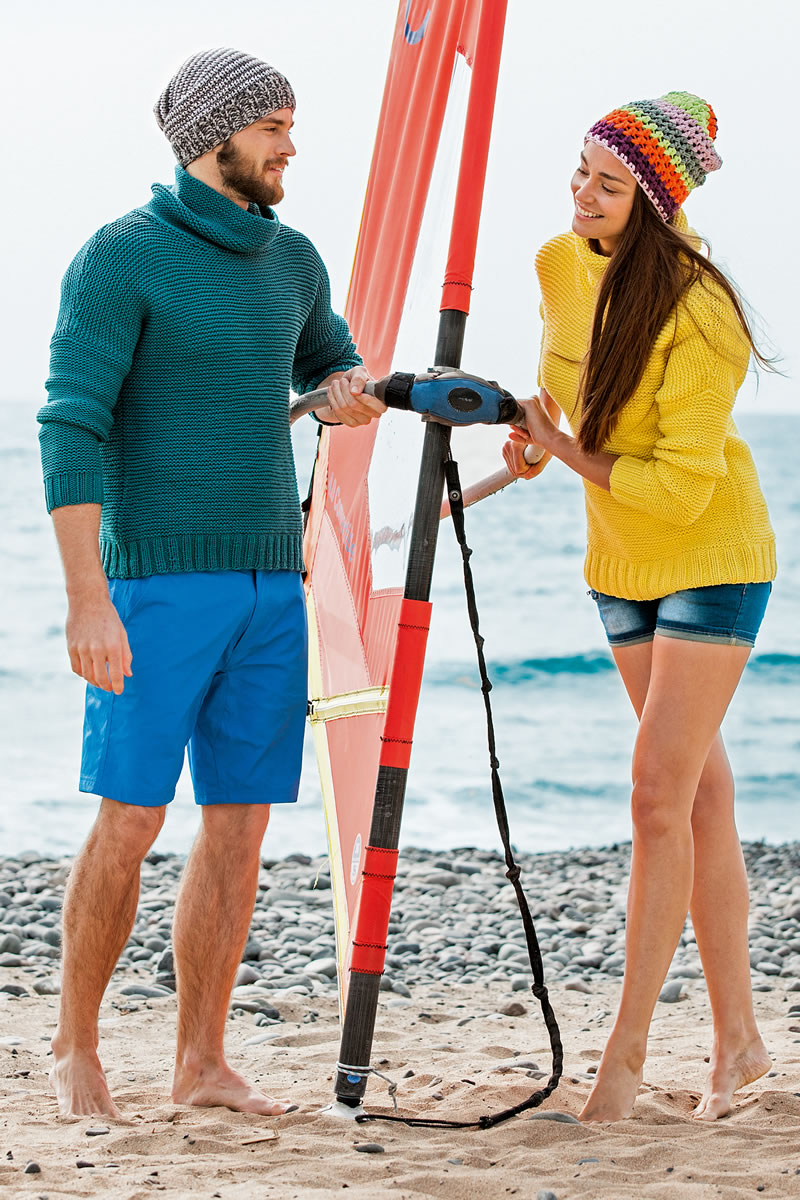 lana grossa rollkragen unisex cotofine filati m tzen accessoires no 6 street beach. Black Bedroom Furniture Sets. Home Design Ideas