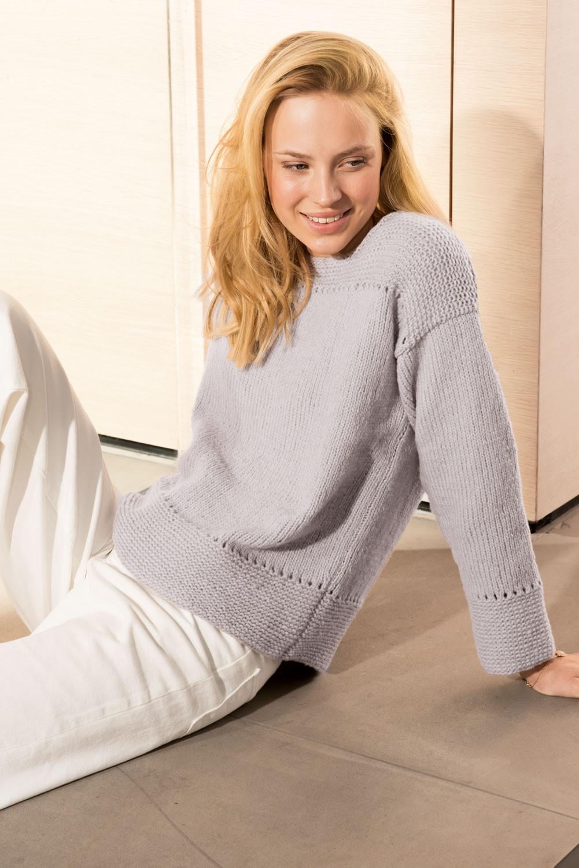 Lana Grossa PULLI Cool Wool Big