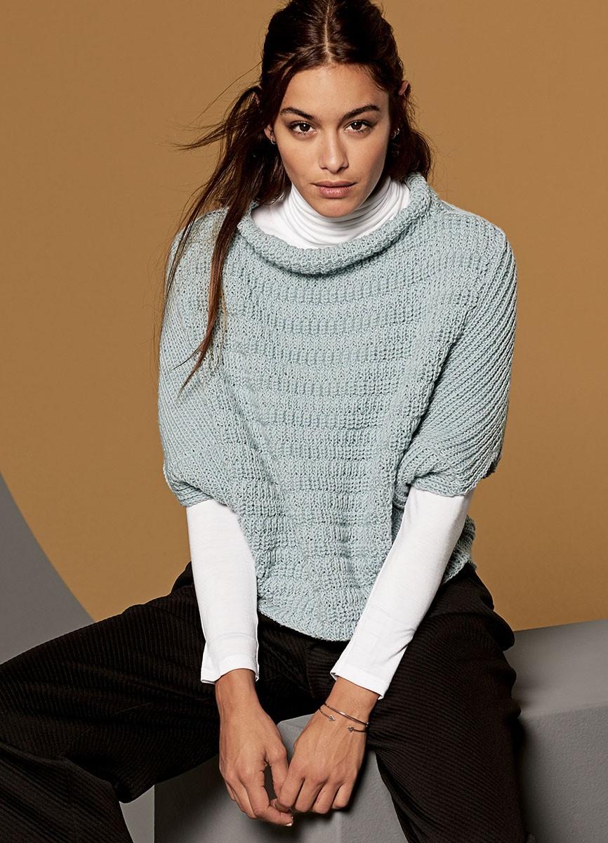 Lana Grossa PULLUNDER Cool Wool Big
