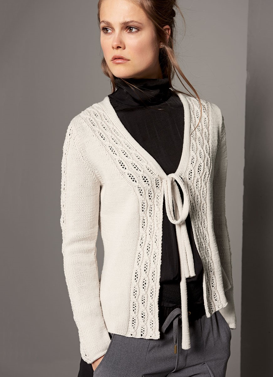 Lana Grossa JACKE Cool Wool