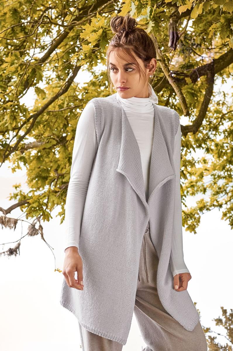 Lana Grossa LONGWESTE Cool Wool Alpaca
