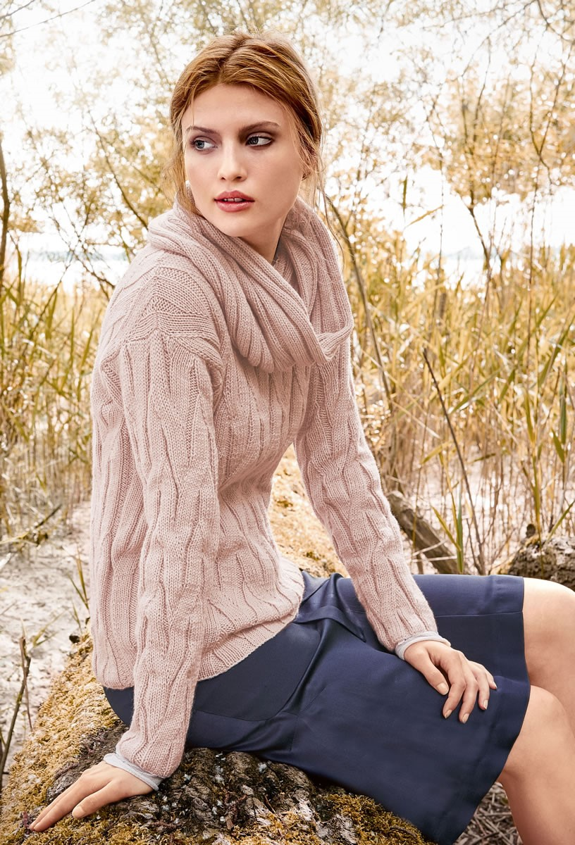 Lana Grossa LOOP Cool Wool Cashmere