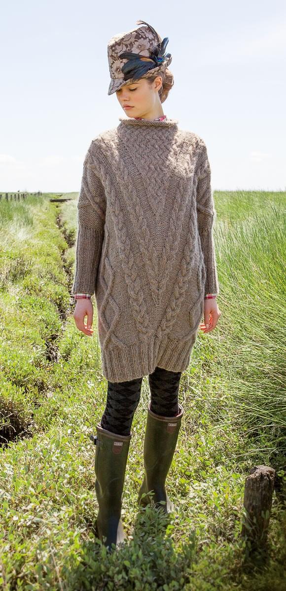 Lana Grossa KLEID Ascot/Splendid