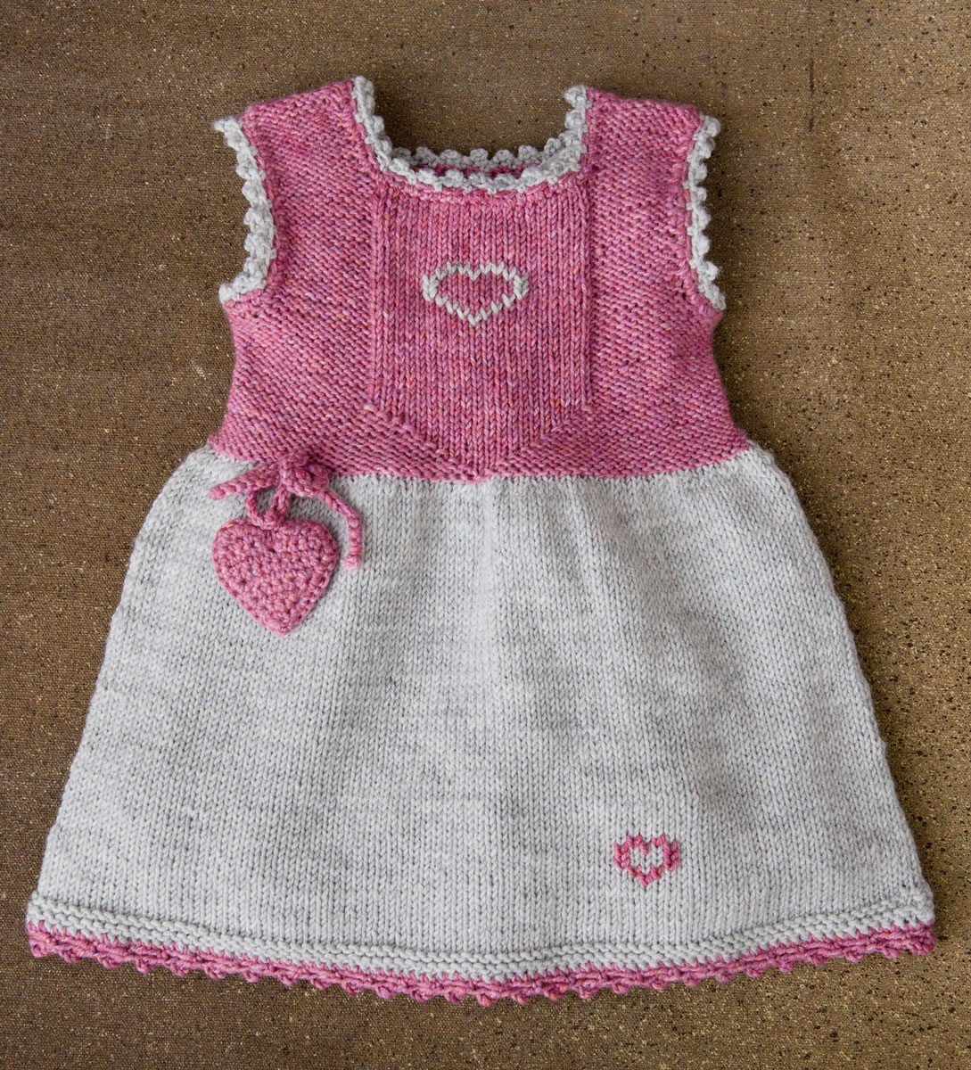 Lana Grossa KLEID Cool Wool Big