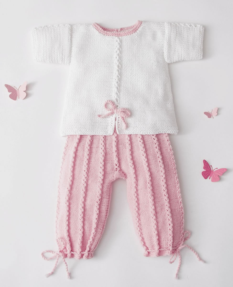 Lana Grossa TUNIKA & HOSE Elastico/Cool Wool Baby