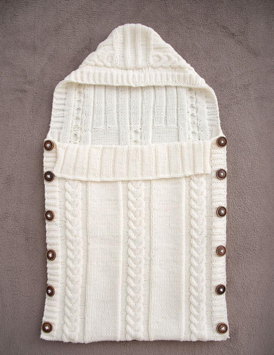 Lana Grossa SCHLAFSACK Cool Wool Big