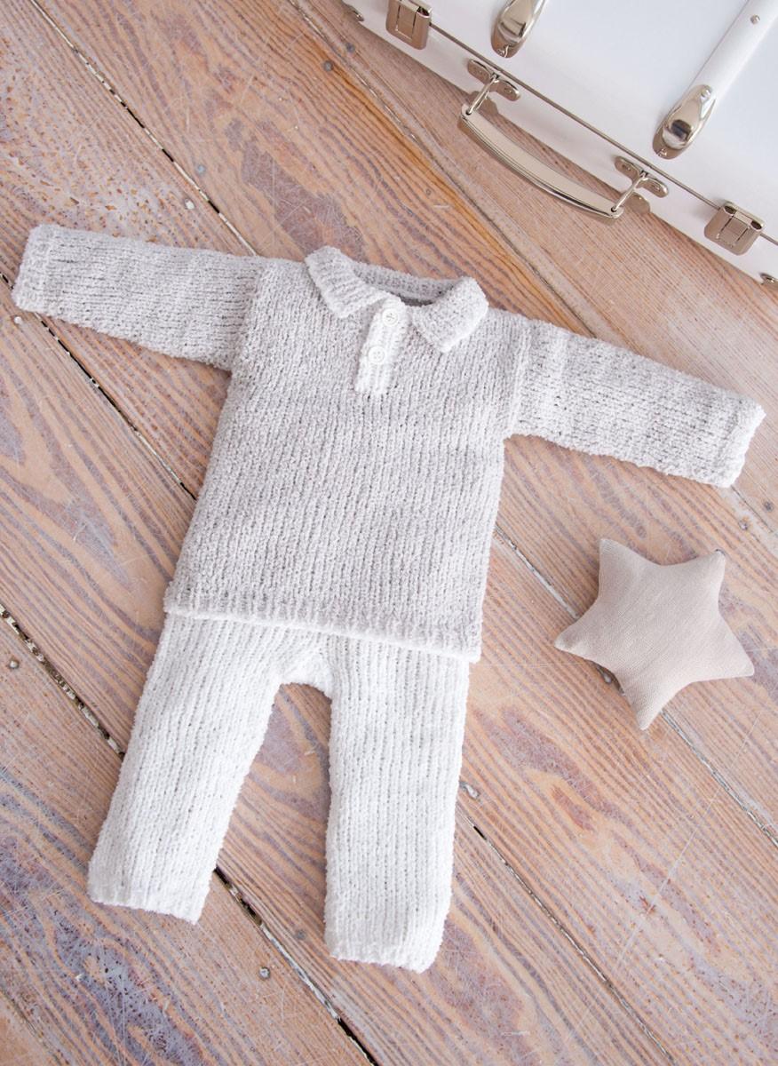 Lana Grossa HOSE Baby Soft