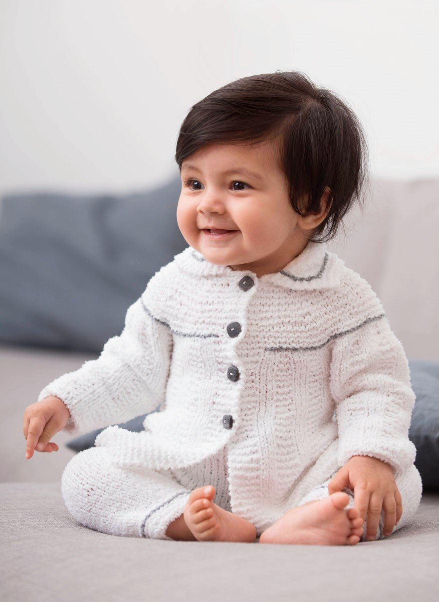 Lana Grossa MANTEL Baby Soft