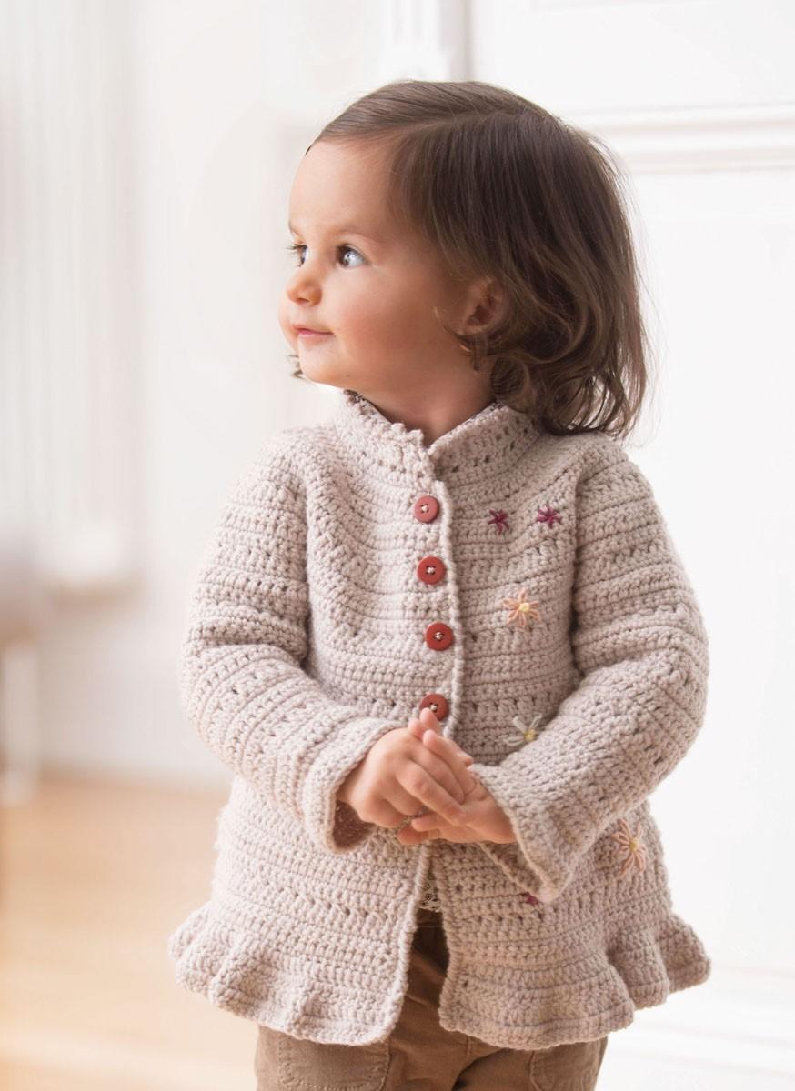 Lana Grossa JACKE Cool Wool Big/Cool Wool