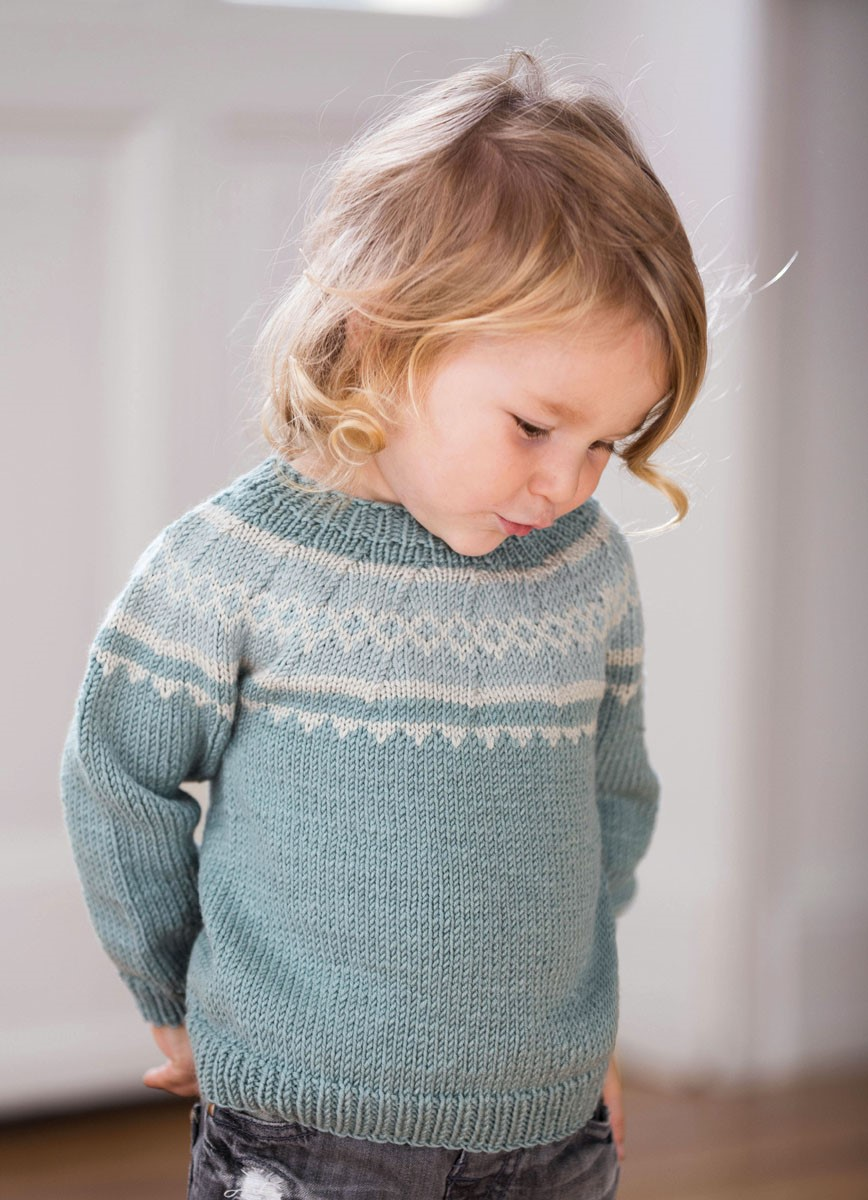 Lana Grossa PULLI Cool Wool Big Melange/Cool Wool Big
