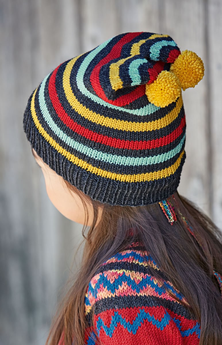 Lana Grossa MÜTZE Cool Wool