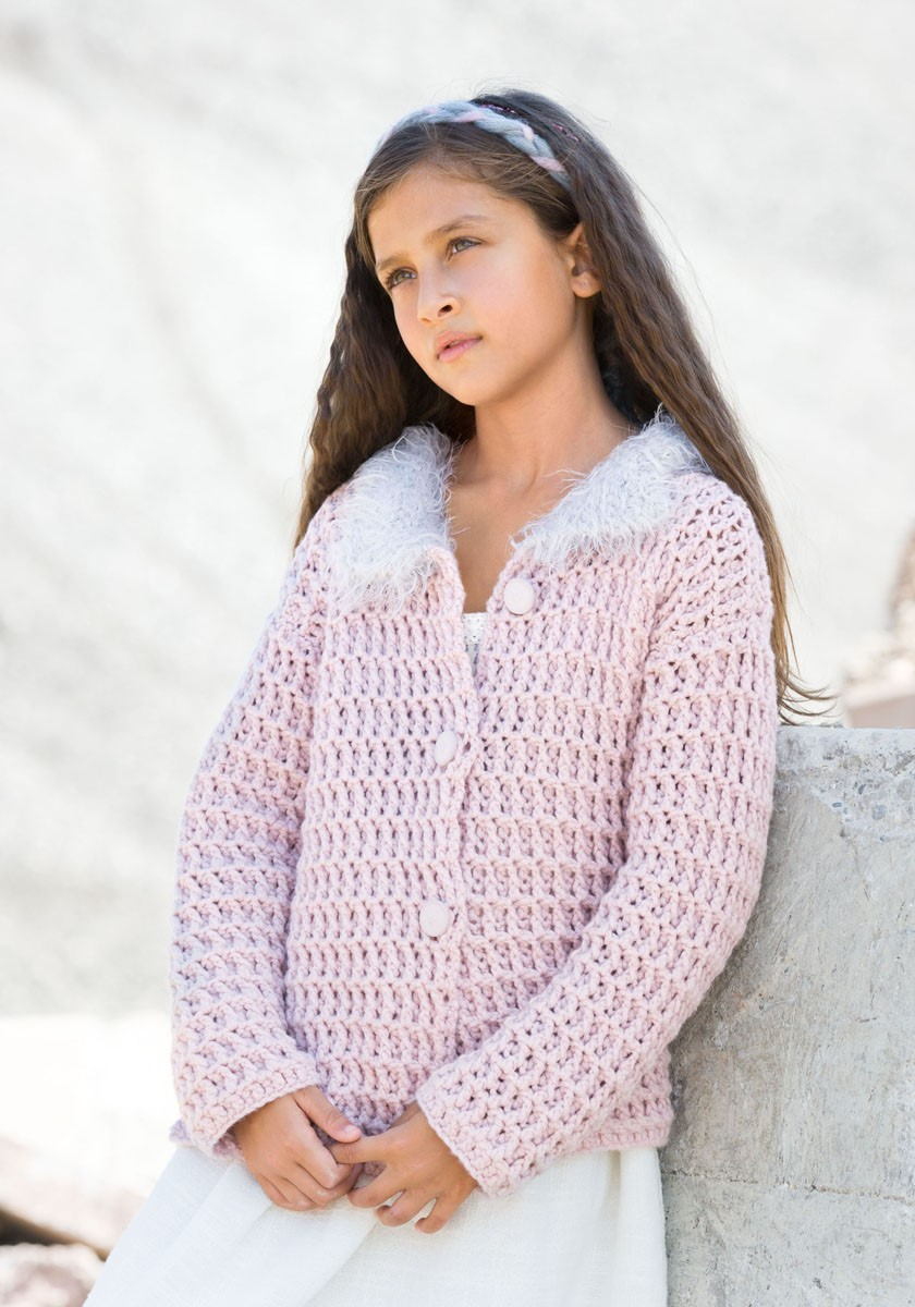 Lana Grossa JACKE Alta Moda Cashmere 16/Peppina