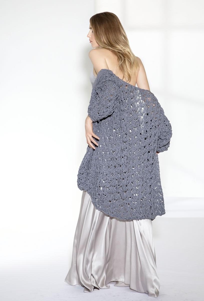 Lana Grossa JACKE Cotton Style