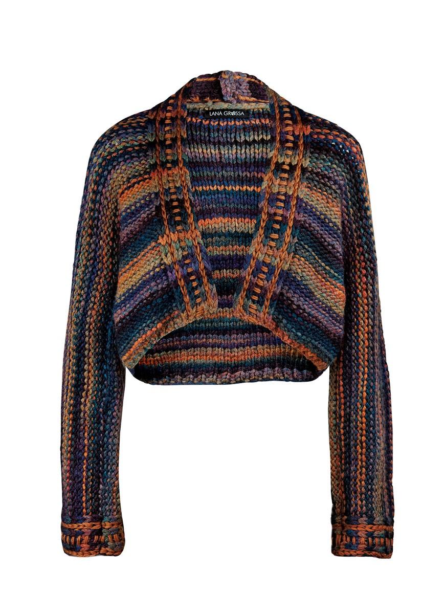 Lana Grossa JACKE Alta Moda Superbaby Uni/Color