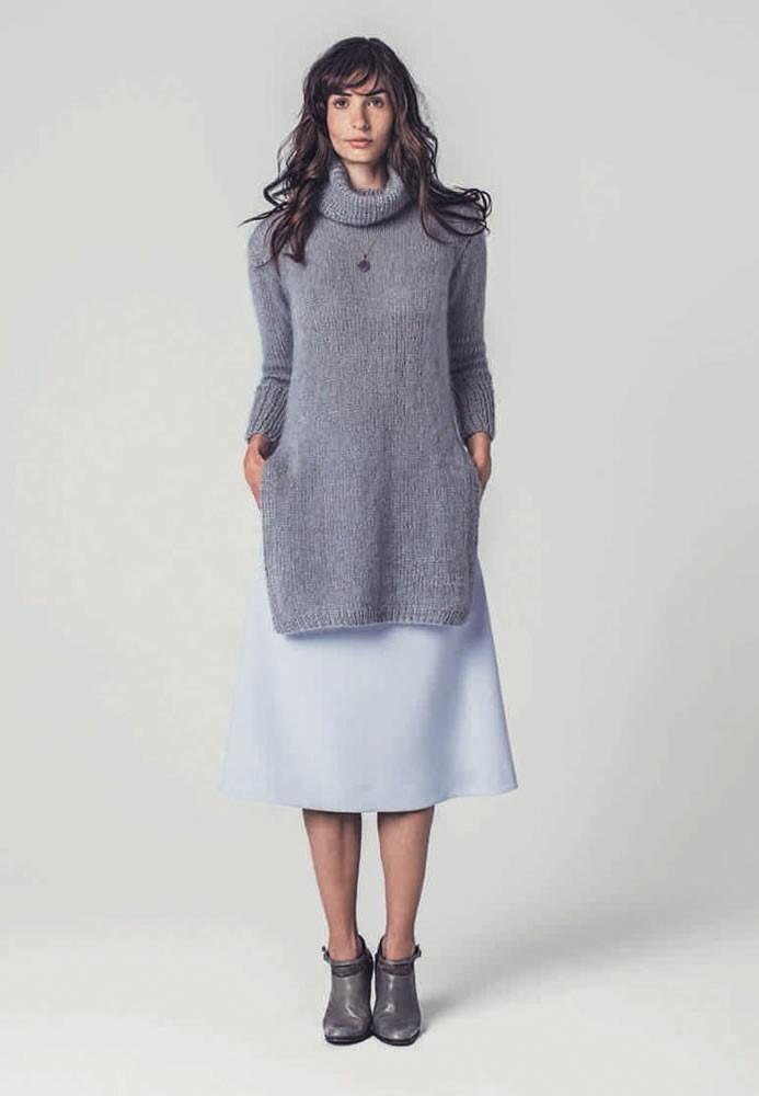 Lana Grossa TUNIKA Tiffany/Silkhair