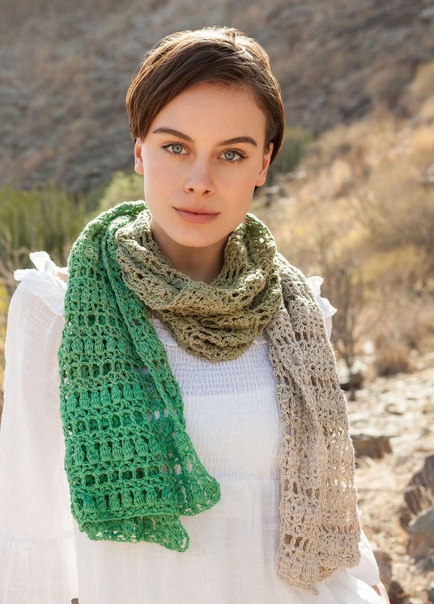 Lana Grossa STOLA Shades Of Cotton Linen