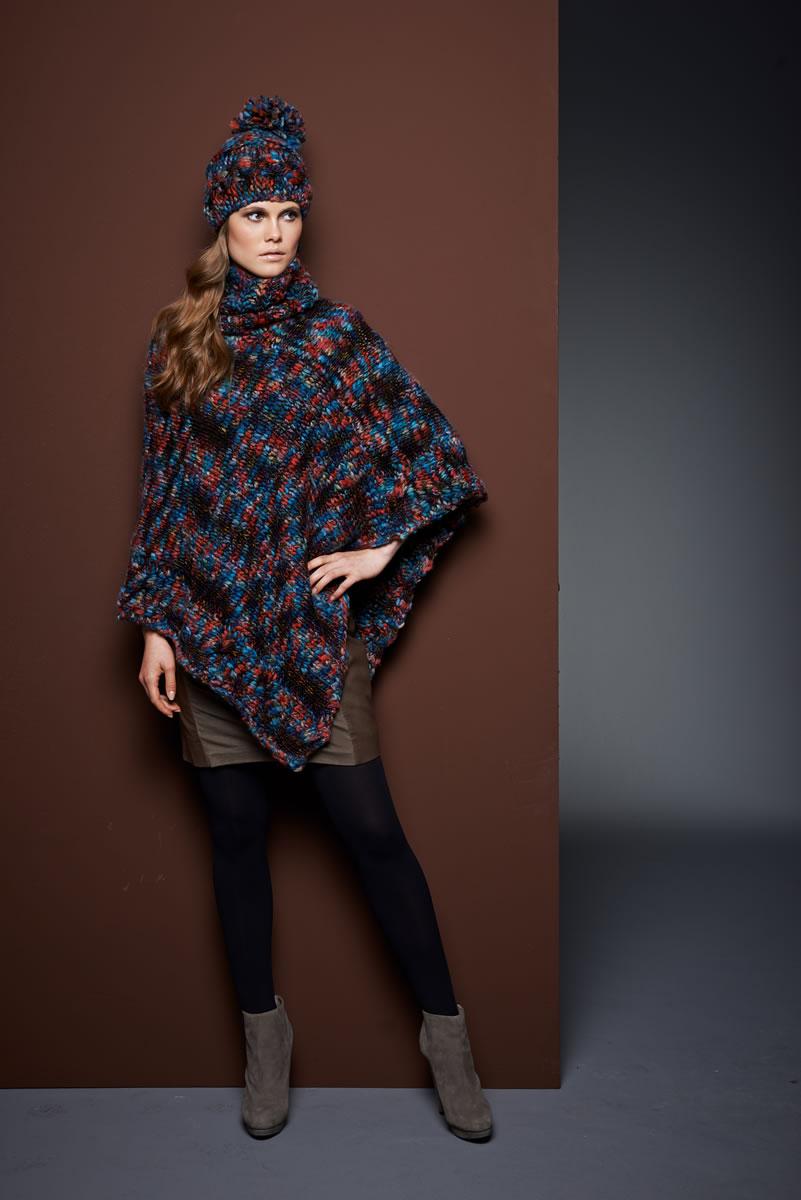 Genieße den niedrigsten Preis akzeptabler Preis populäres Design Lana Grossa PONCHO Olympia Gold | OLYMPIA Folder-GOLD ...