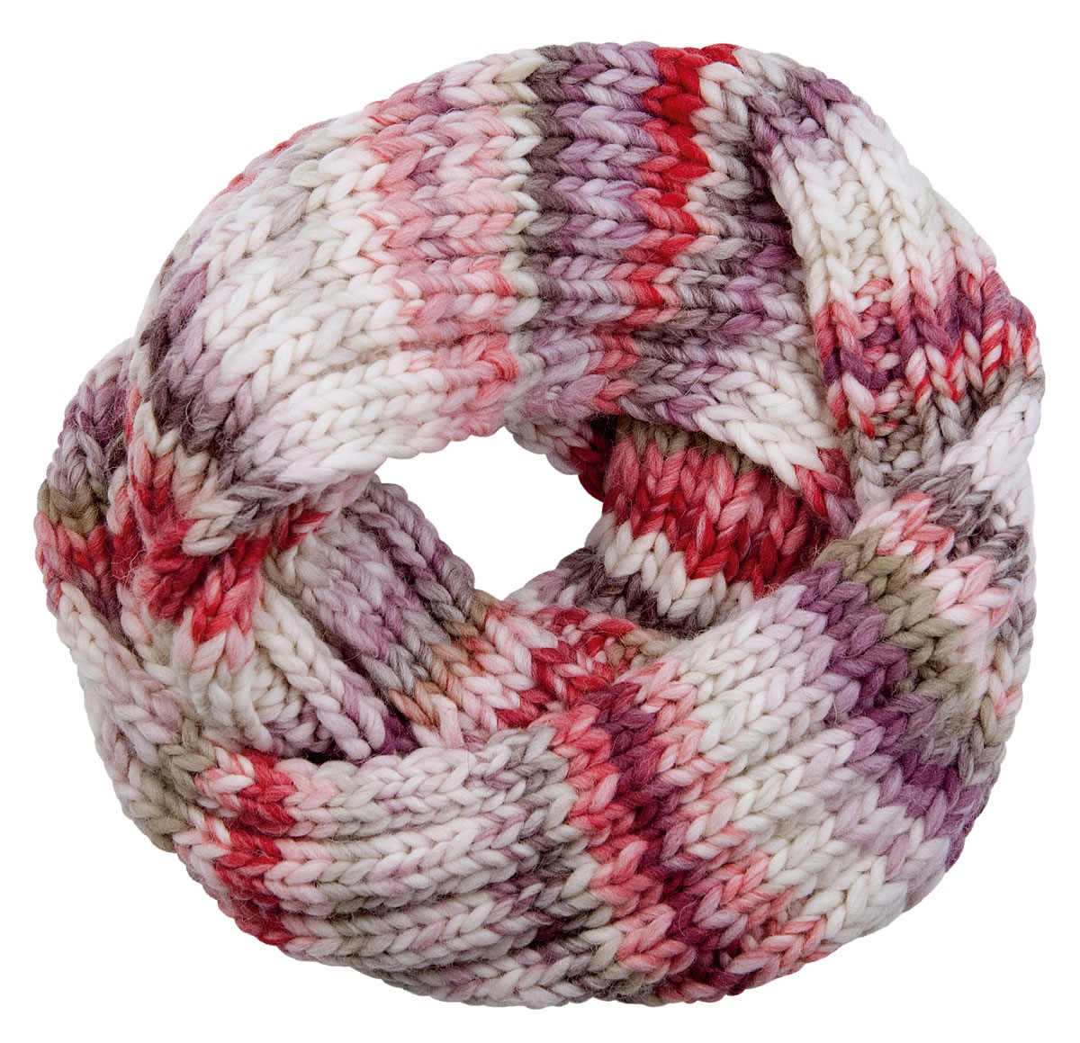 Lana Grossa LOOP B IN RIPPEN Lei Colormix