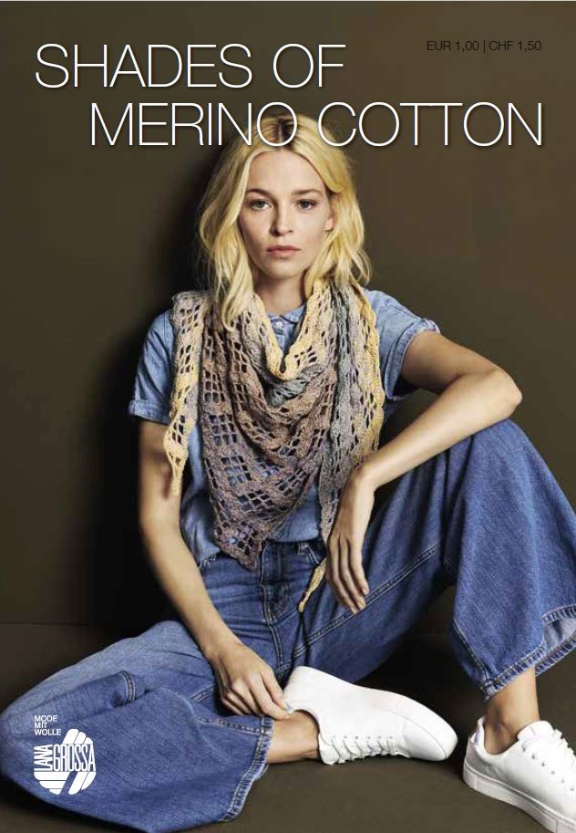 Lana Grossa SHADES OF MERINO COTTON Flyer 3