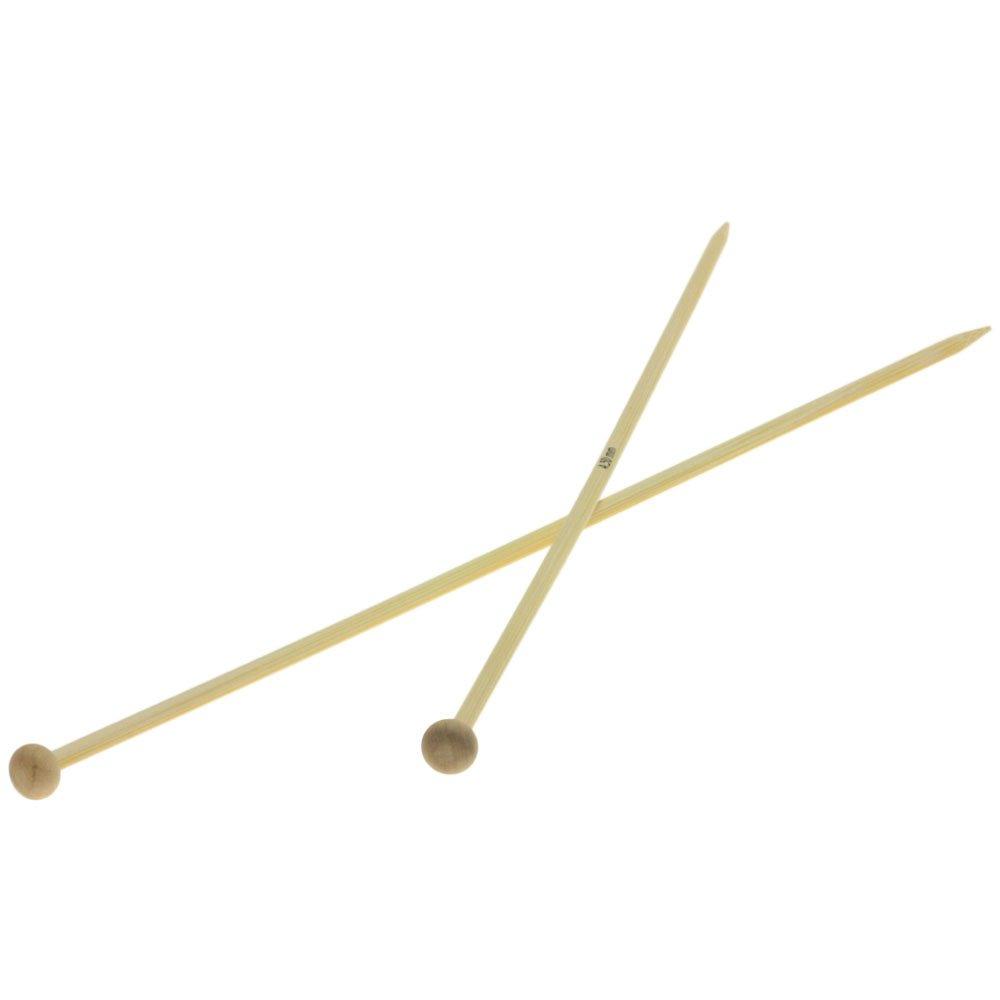 Lana Grossa Jackenstricknadel Bambus St. 4,5