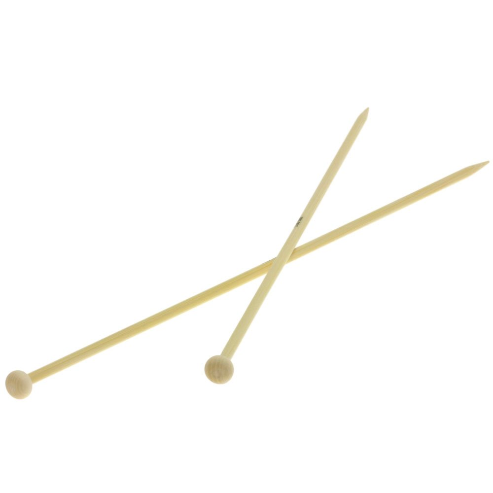 Lana Grossa Jackenstricknadel Bambus St. 5,0