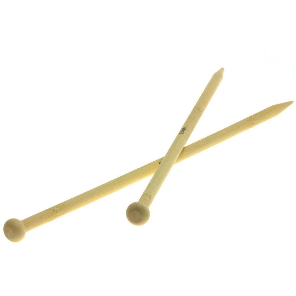 Lana Grossa Jackenstricknadel Bambus St. 9,0